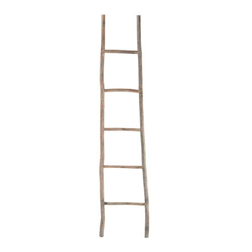 Light Wood 70-Inch Ladder