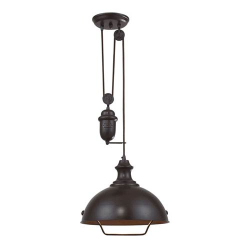 Warehouse Farmhouse Oiled Bronze Pendant Westinghouse Lighting Retro Pendant Lighting Retro Hanging Lights Bellacor