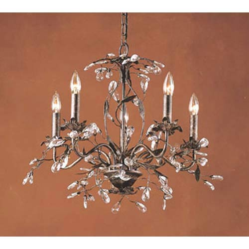 Elk Lighting Circeo Five Light Chandelier