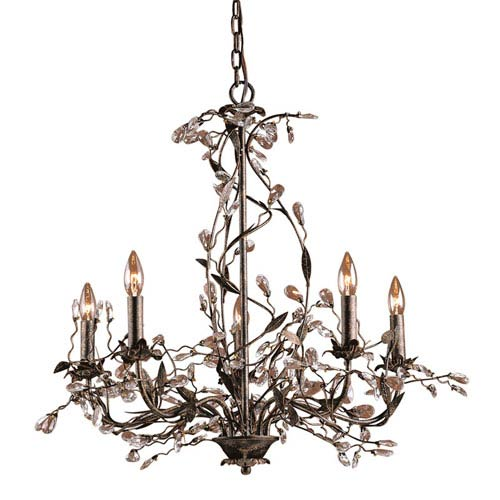 Circeo Five-Light Chandelier