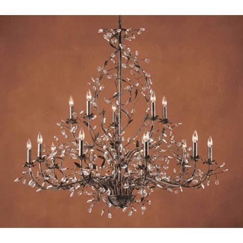 Elk Lighting Circeo Fif Light Chandelier