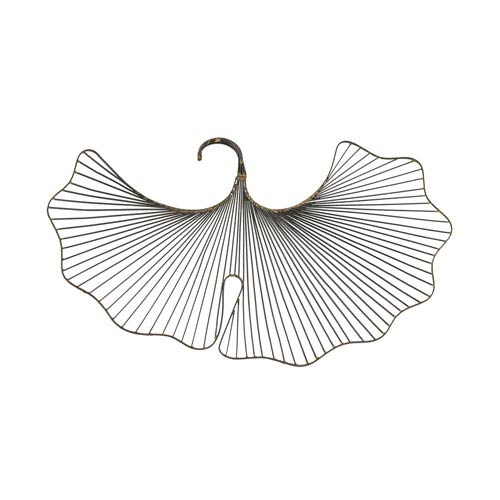 Brass Solder Point Leaf Wall Decor