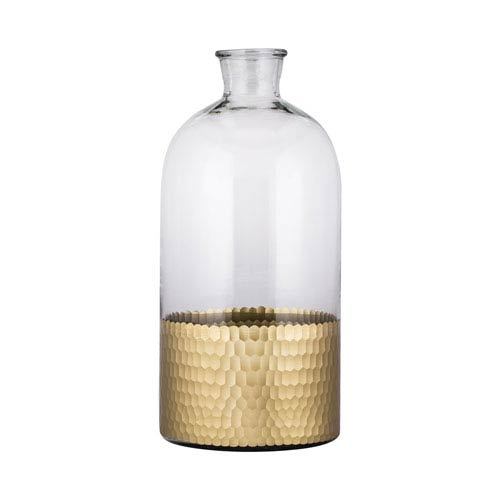 Dimond Home Scale Jug Copper Vase