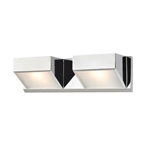 Elk Lighting Devon Chrome Two-Light Vanity