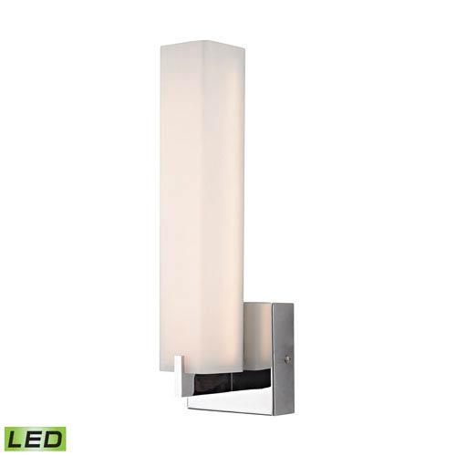 Elk Lighting Moderno LED Chrome LED Wall Sconce