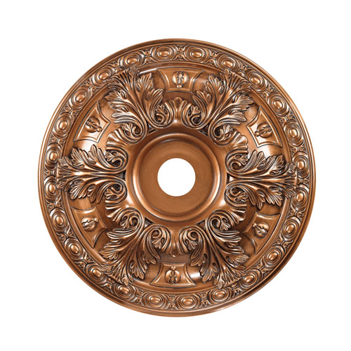 Pennington Antique Bronze 28-Inch Ceiling Medallion