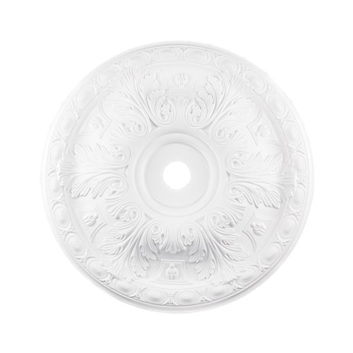 Pennington White 36-Inch Ceiling Medallion