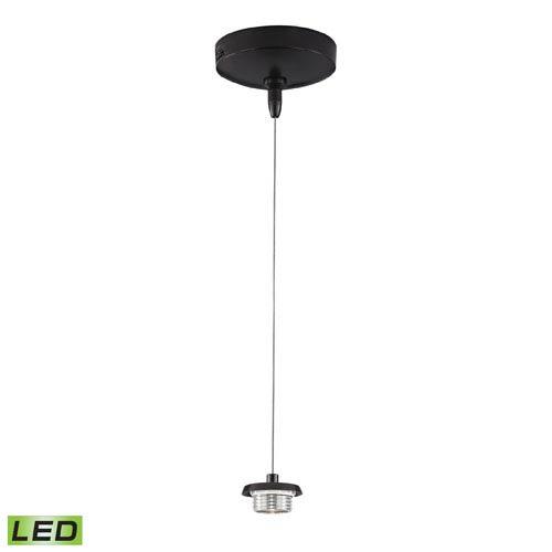 Elk Lighting Low Voltage Oil Rubbed Bronze LED One Light Mini Pendant