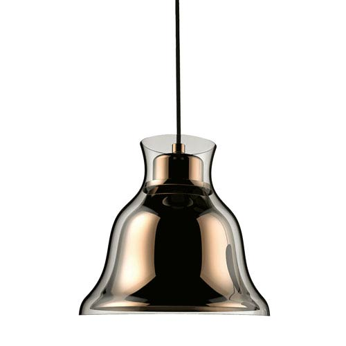 Elk Lighting Bolero Gold One-Light Pendant