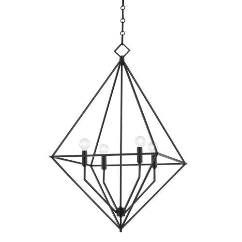 Haines 24-Inch Four-Light Pendant