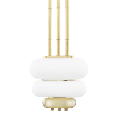 Palisade 12-Inch Two-Light Pendant