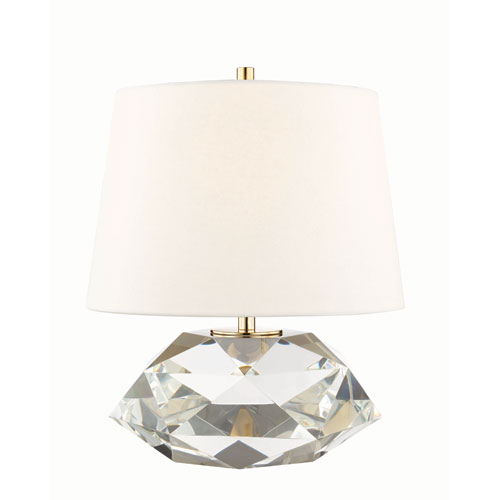 Henley Aged Brass 28-Inch One-Light Table Lamp