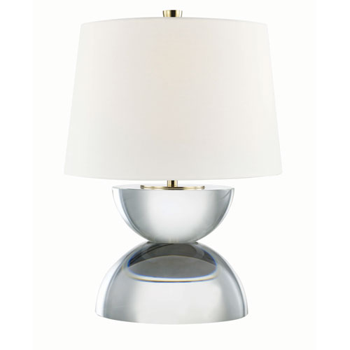 Caton Aged Brass One-Light Table Lamp