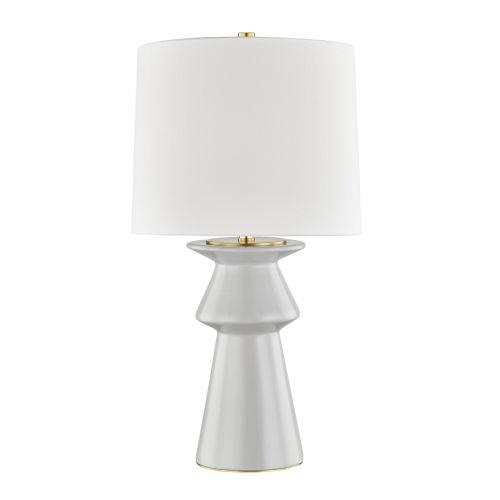 Amagansett Gray One-Light Accent Table Lamp
