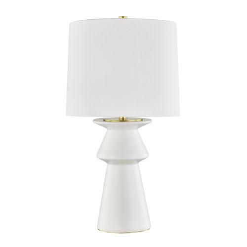 Amagansett Ivory One-Light Accent Table Lamp