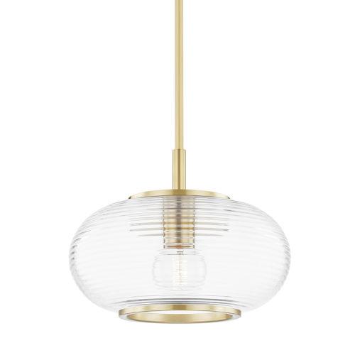 Maggie One-Light Globe Pendant