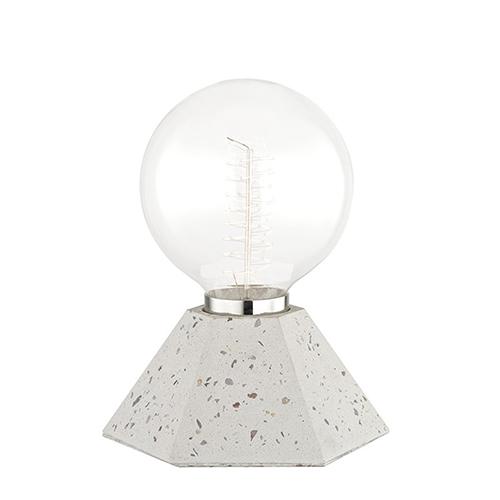 Lynn Terrazzo 1-Light Seven-Inch Table Lamp