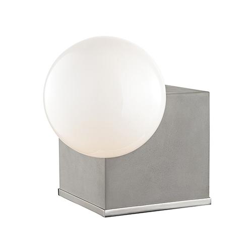 Mitzi by Hudson Valley Lighting Gigi Polished Nickel LED 13.5-Inch Table Lamp