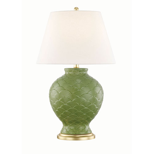Mitzi by Hudson Valley Lighting Demi Sage Table Lamp