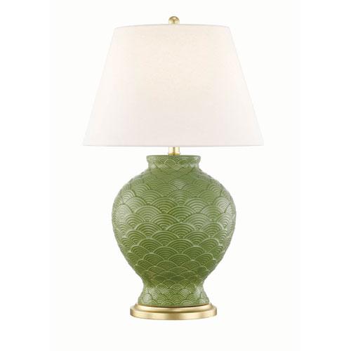 Demi Sage Table Lamp
