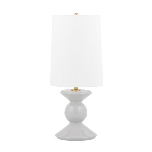 Lonnie Gray One-Light Accent Table Lamp