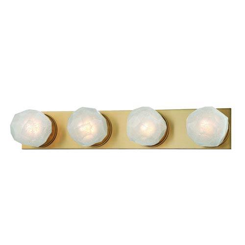 Nimbus Aged Brass LED Bath Vanity