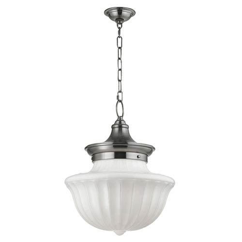 Hudson Valley Lighting Dutchess: Hudson Valley Dutchess Satin Nickel Two Light Pendant With