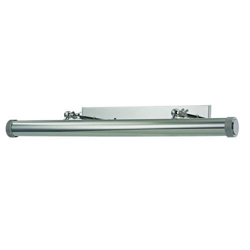 Ridgewood Polished Nickel Four-Light Picture Light