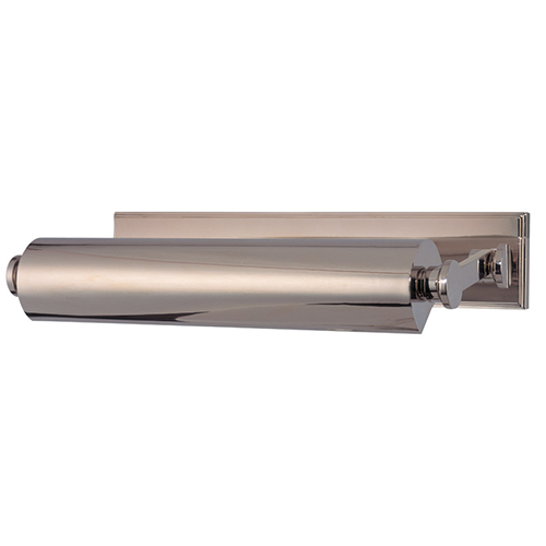 Merrick Polished Nickel Two-Light Picture Light