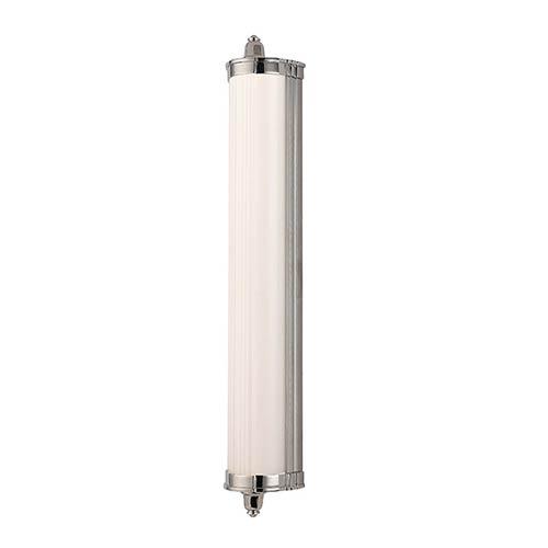 Hudson Valley Nichols Polished Nickel LED 14-Light Bath Light Fixture