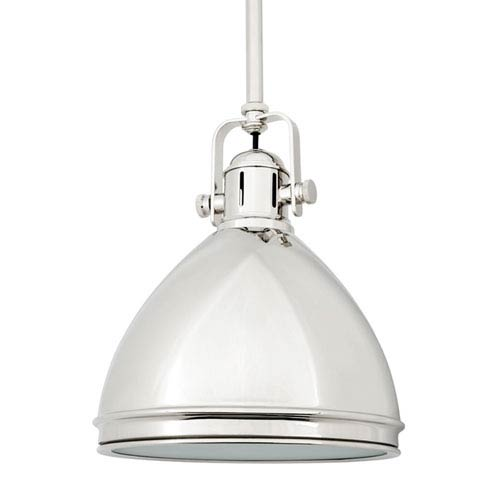Hudson Valley Marion Small Polished Nickel Mini Pendant