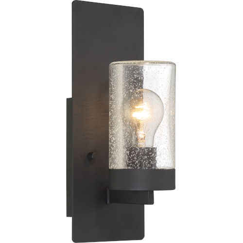 Indie Black 5-Inch One-Light Wall Sconce