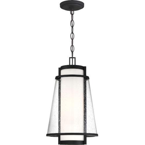 Tofino Black One-Light Outdoor Hanging Pendant