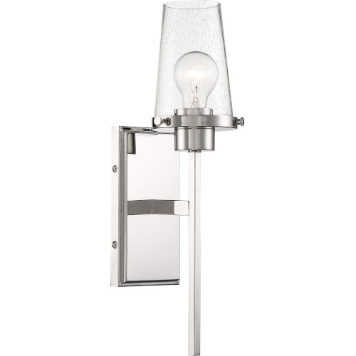 Rector Nickel One-Light Wall Sconce