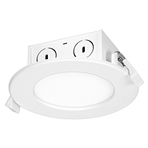 SATCO White LED Dimmable 4000K 8.5Watt Retrofit