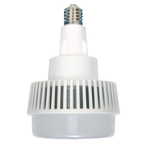 SATCO LED Mogul LED 75 Watt HID Replacements Bulb with 5000K 9000 Lumens 80+ CRI and 120 Degrees Beam