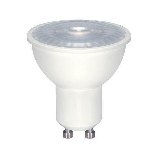 SATCO Array White LED MR16 Sub 6.5 Watt MR LED Bulb with 5000K 500 Lumens 80 CRI and 40 Degrees Beam