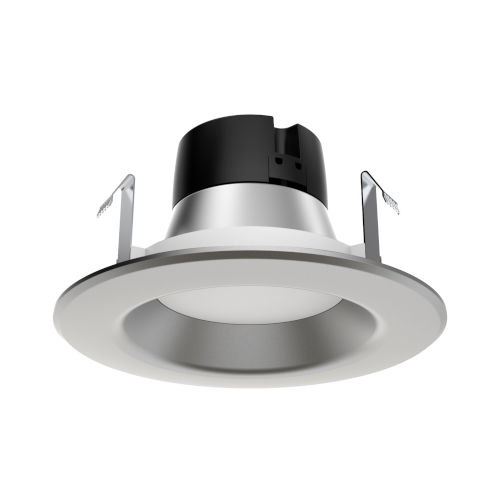 SATCO Frosted White LED Retrofit Connector 9.5 Watt Fixture RetroFit Bulb with 3000K 600 Lumens 90 CRI and 90 Degrees Beam