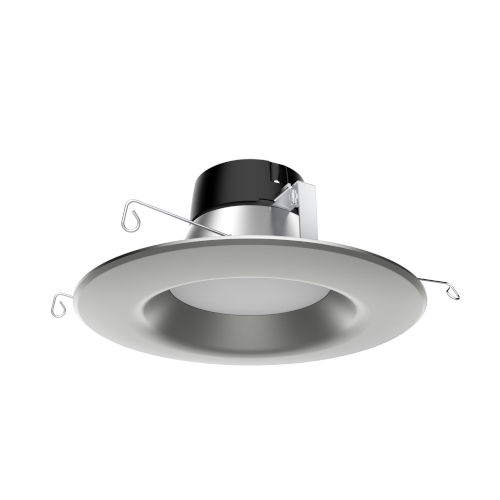 SATCO Frosted White LED Retrofit Connector 11.5 Watt Fixture RetroFit Bulb with 3000K 800 Lumens 90 CRI and 90 Degrees Beam