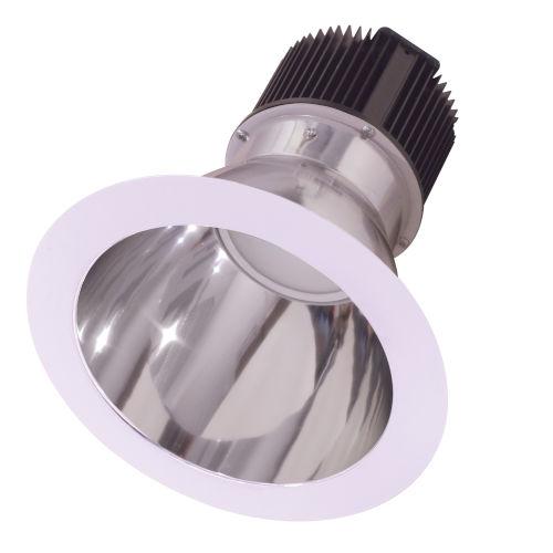 SATCO LED Retrofit Connector 30 Watt Fixture RetroFit Bulb with 3000K 2000 Lumens 90 CRI and 40 Degrees Beam