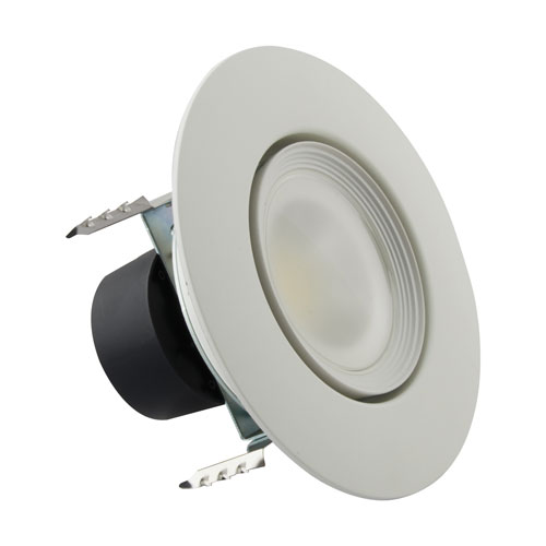 ColorQuick White LED Directional Retrofit Downlight, 7.5W