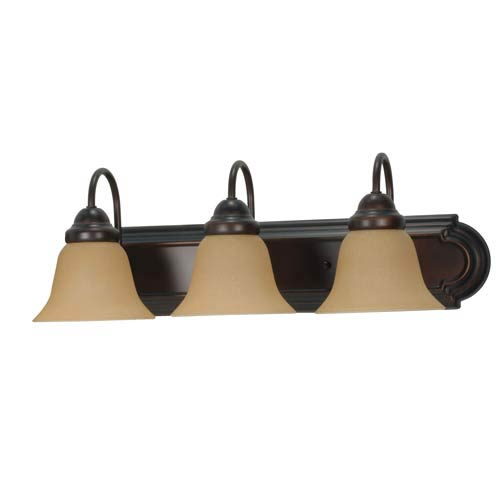 Ballerina Three-Light Bath Fixture