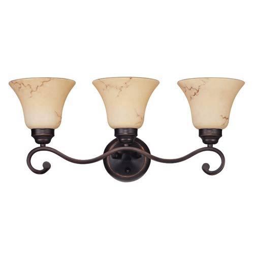 Anastasia Three-Light Bath Fixture