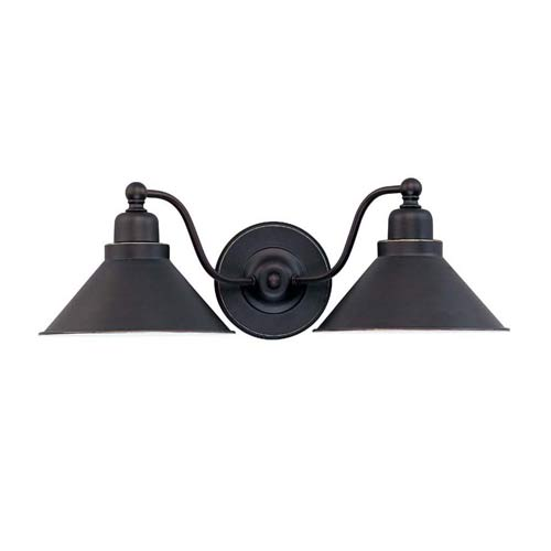 Bridgeview Two-Light Wall Sconce