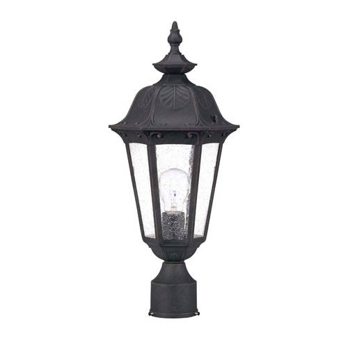 Cortland Outdoor Post Mounted Lantern