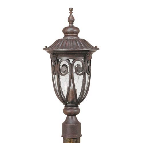 Corniche Outdoor Post Mounted Lantern