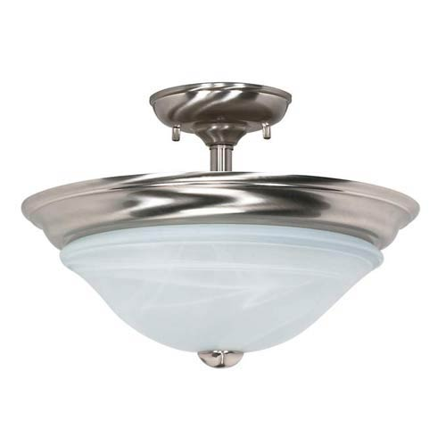 Triumph Semi-Flush Ceiling Light