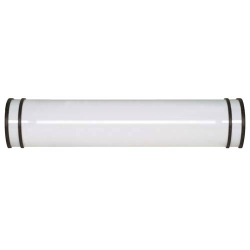 Nuvo Lighting Glamour Old Bronze One-Energy Star Bath Fixture