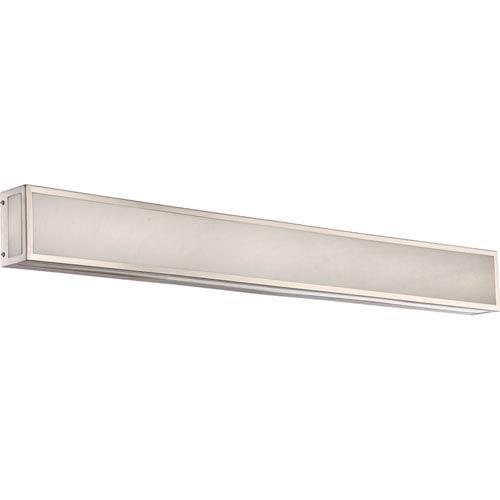Crate Brushed Nickel 36-Inch LED Vanity