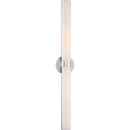Nuvo Lighting Bond Polished Nickel 37-Inch LED Vanity